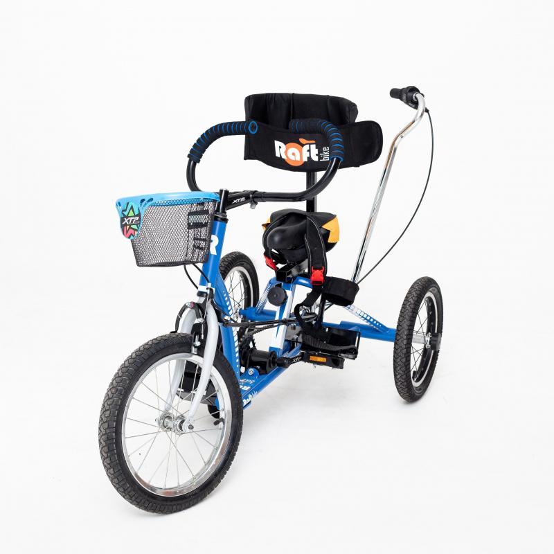 Велосипед для детей с ДЦП Raft-Bike