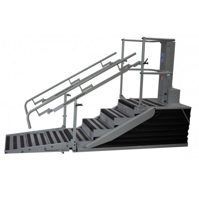Лестница-брусья Alter Step