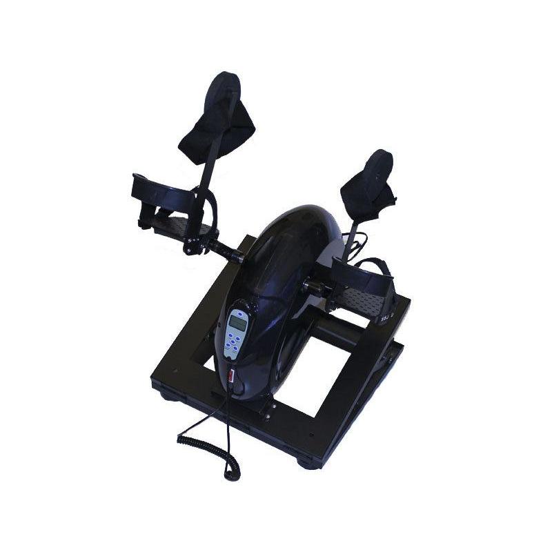 """Простой педальный тренажер с электродвигателем """"MINI BIKE"""" LY-901-FMB"""