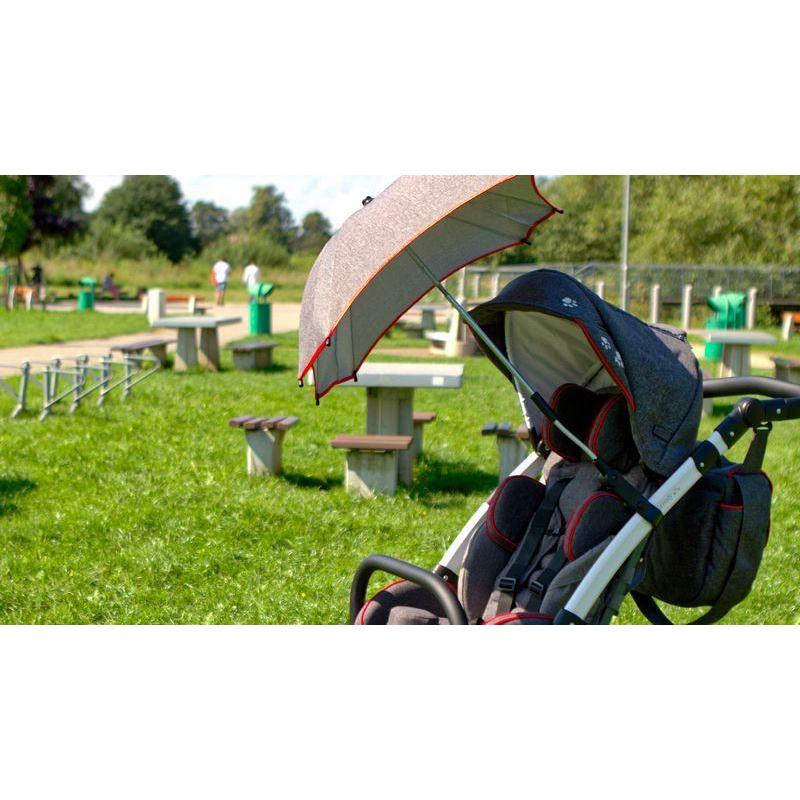 Прогулочная коляска Grizzly для детей с ДЦП