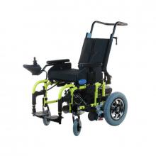 Инвалидная кресло-коляска LY-EB103-K200 с электроприводом