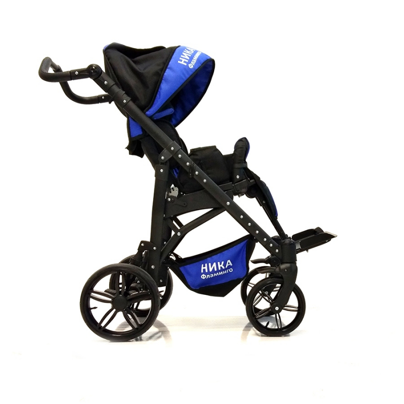 Прогулочная кресло-коляска НИКА-04 для детей с ДЦП