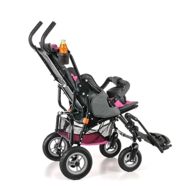 Коляска прогулочная для детей с ДЦП Optimus (Оптимус)