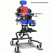 Комнатная коляска Вомбат (Wombat) с электродвигателем