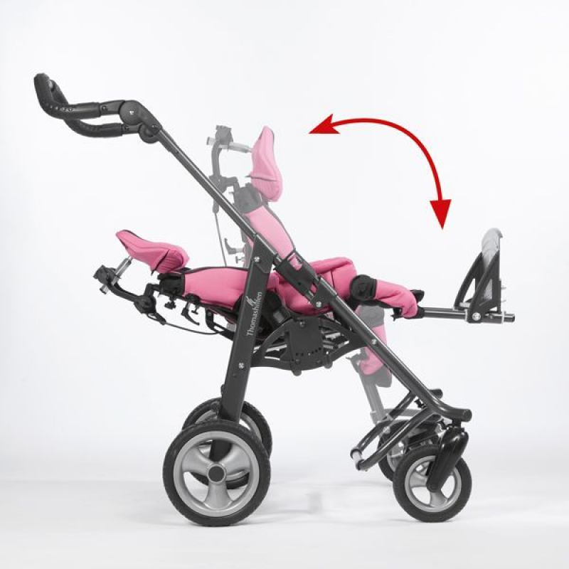 Детская коляска для детей с ДЦП  LY-170 ( tRide)