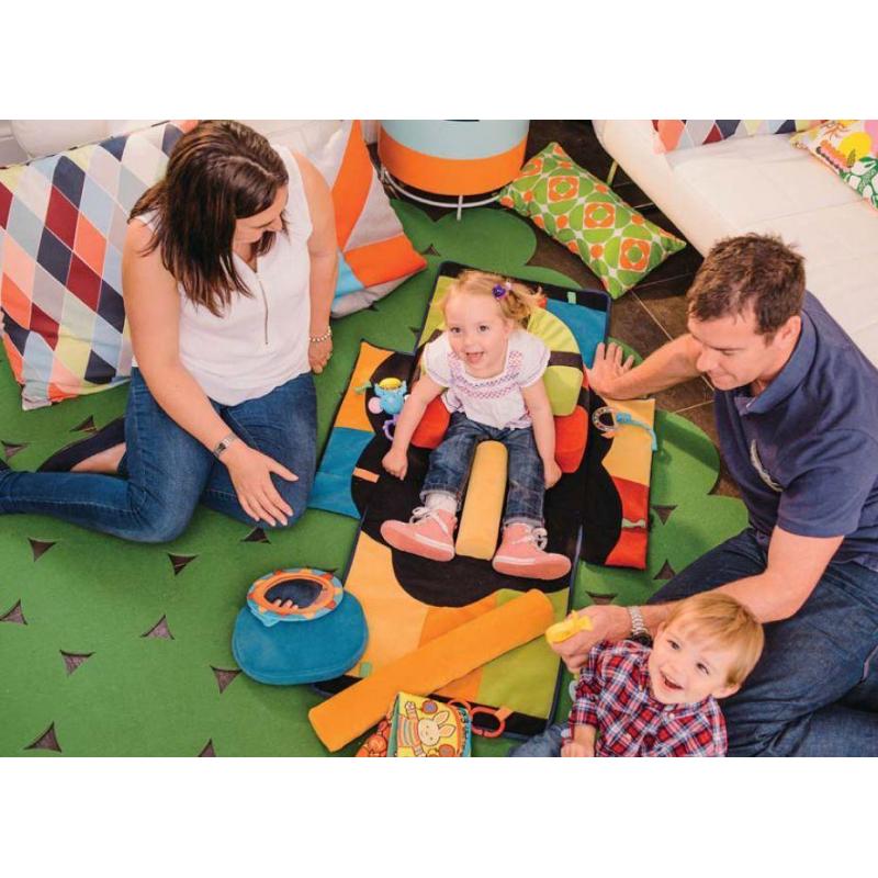 Система ортопедических подушек для детей с ДЦП PlayPack