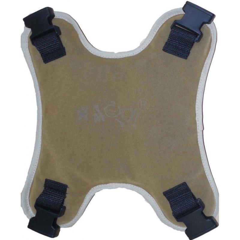 Жилетик на тело с крепежными ремнями ОС-007.2