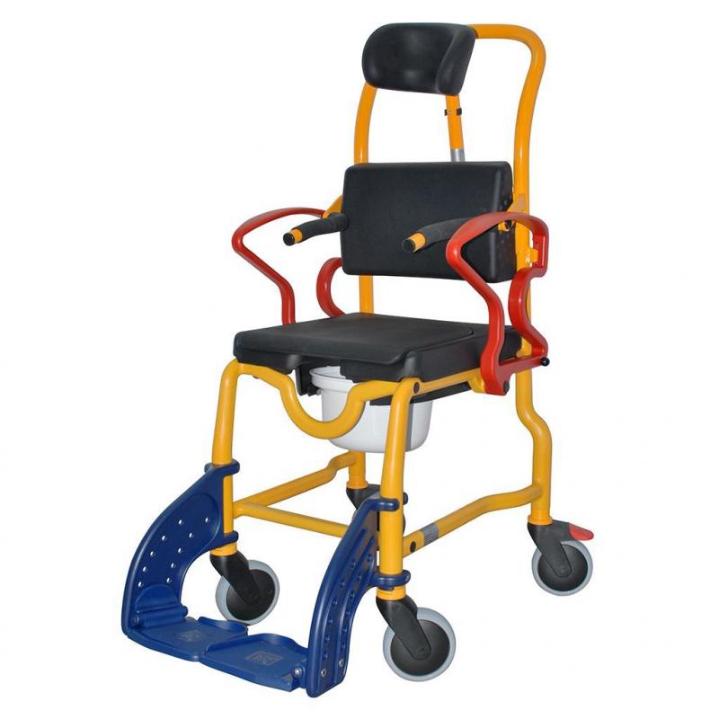 Кресло-стул с санитарным оснащением Аугсбург (ДЦП)