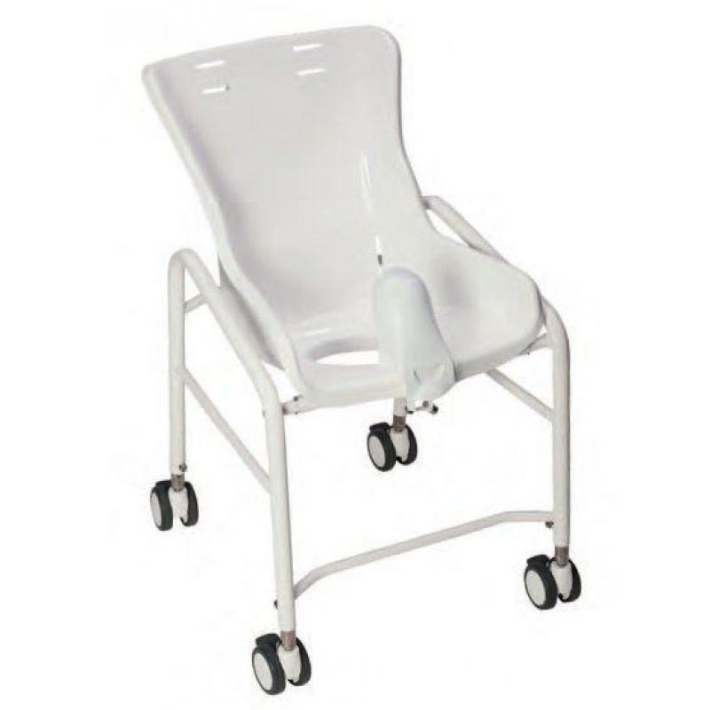 Кресло-стул с санитарным оснащением Лебедь (Swan)