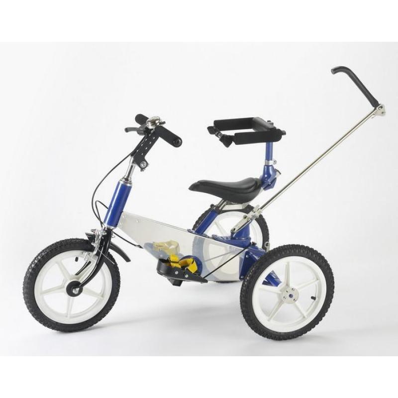 Реабилитационный велосипед Тигр для детей инвалидов с ДЦП