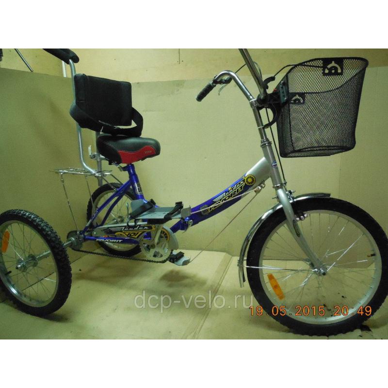 Корзинка для велосипеда