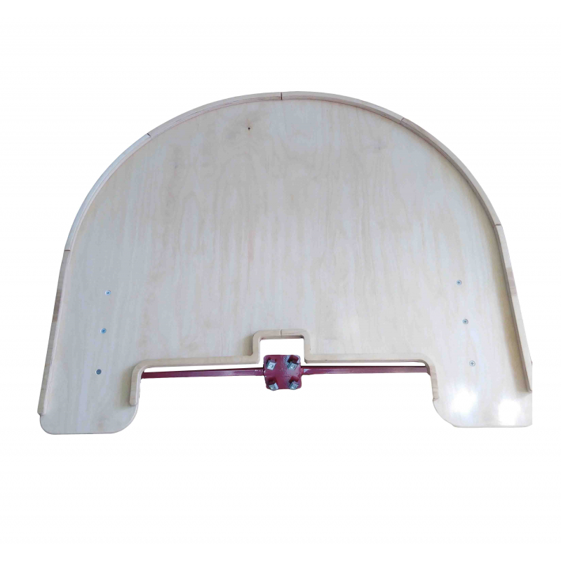 Столик для переднеопорной вертикализации ОС-220