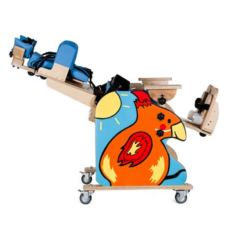 Вертикализатор многофункциональный для детей, модель RAINBOW