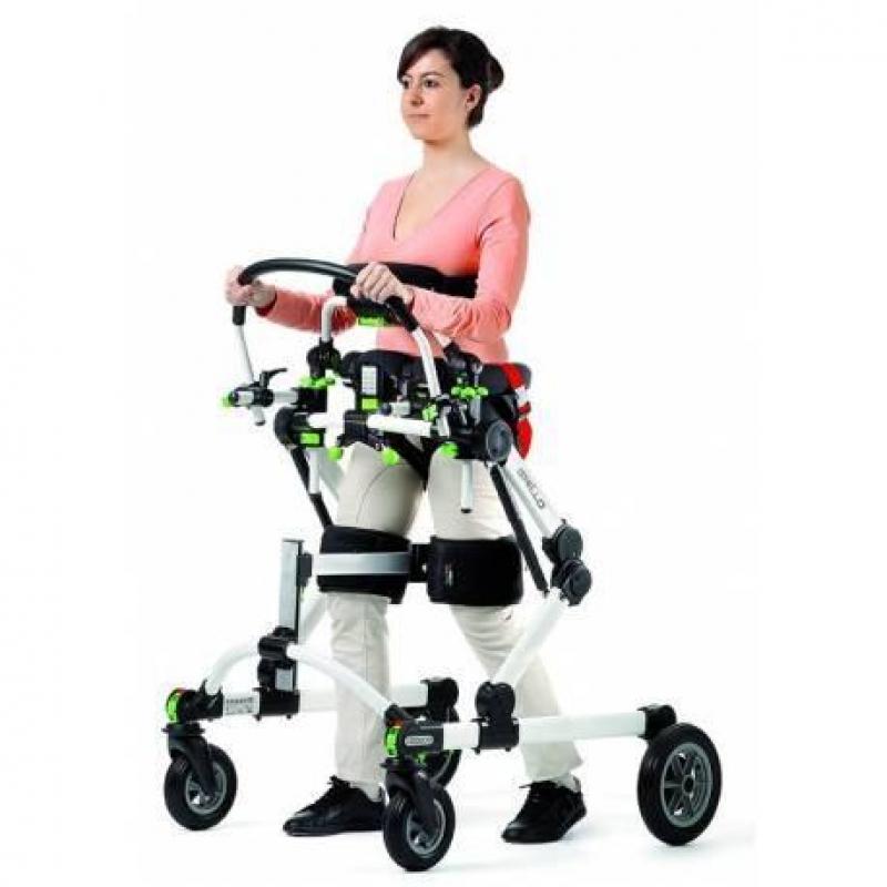 Ходунки, тренажер ходьбы инвалидов (ДЦП) Грилло