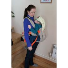 Рюкзак-переноска (Кенгуру) для детей от 3 до 8 лет