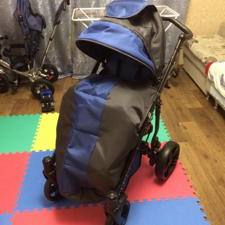 Коляска прогулочная для детей с ДЦП Junior Plus (Юниор Плюс)