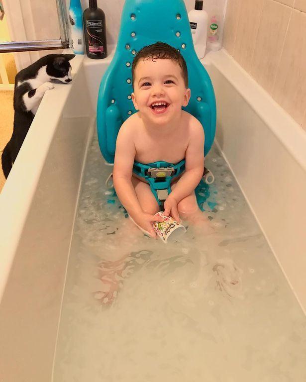 Сиденье для купания Splashy (Сплэши). Опыт использования