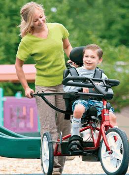 Реабилитационные велосипеды для детей с ДЦП